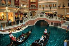 Do you need something free in Las Vegas? Stand outside of the Bellagio Hotel and experience the best free show in Las Vegas and then check out 23 more spots for free stuff in Vegas: Free Things to Do in Las Vegas: Grand Canal Shoppes at Venetian Hotel Las Vegas