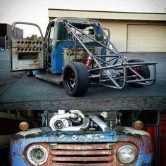 "49 Ford ""Old Smokey """