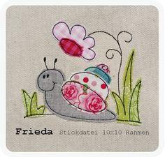 Love this little snail
