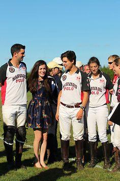 Harvard Vs. Cornell Autumn Polo Match