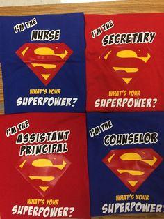 Image result for superhero shirts for teachers
