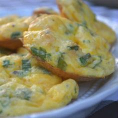 These are a great healthy breakfast or snack.