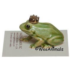 Hagen-Renaker Frog Prince