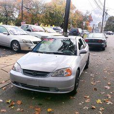 Sold. 2002 Honda Civic EX 210xxx miles Clean Title $1275