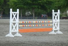 Used Horse Show Jumps: Ocala 3 by Classy Courses Inc. Horse Show Jumps, via Flickr