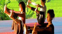 Yoga Retreats in #bali #ubub with #uniqueexperiences #worldperfectholidays