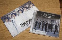 U-KISS 2 CD Lot Japanese MEMORIES Full Deluxe Album & Tick Tack Single Ukiss #JPopEnka #kpop