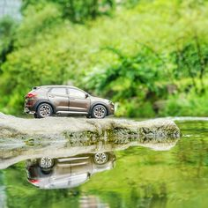 Don't be surprised  You just arrived in a paradise of Seoul - 찾았다! 도심 속 파라다이스 - #paradiseonearth #visitSeoul #travel #Cheonggyecheon #car #carinstagram #diecast #TUCSON #Hyundai