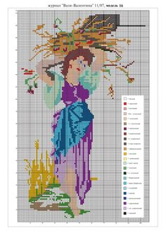 Betty Boop, Hobbies And Crafts, Cross Stitching, Pixel Art, Needlepoint, Cross Stitch Patterns, Elsa, Album, Embroidery
