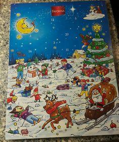 Countdown started 😊🎄 #advent #christmas #calendar #chocolate #xmas #december #adventcalendar #children #calender #christmastime #adventskalender #countdown #adventchildren #adventikalendarium #karacsony #visszaszamlalas #visszaszamlalasindul #csokoládé