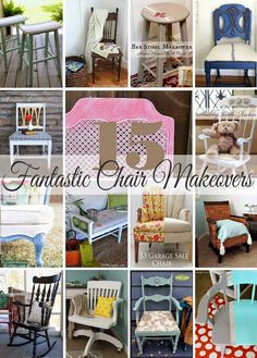 ART IS BEAUTY: Simple Chair Makeover Themed Furniture Makeover Its #themedfurnituremakeover day..and this months theme is Chairs. Come see my simple makeover for this chair. http://www.artisbeauty.net/2015/02/simple-chair-makeover-themed-furniture.html  #artisbeauty