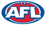 AFL logo image: The Australian Football League is the highest-level professional competition in the sport of Australian rules football. Weekender, Quebec, Richmond Football Club, Australian Football League, Western Bulldogs, Sports Logos, Ea Sports, St Kilda, Png Format