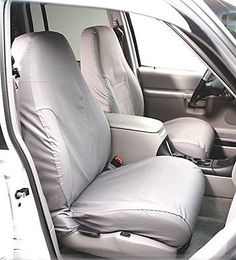 Saddle Covers Seat Covers 177838: Covercraft Seatsaver Front Row Custom Fit Seat Cover For Select Ford F-250 Super -> BUY IT NOW ONLY: $167.44 on eBay!