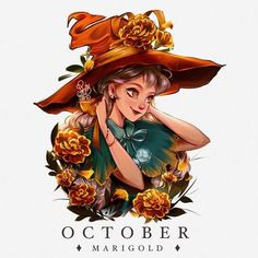 Et Wallpaper, Character Art, Character Design, Anime Witch, Witch Art, Witch Aesthetic, Birth Flowers, Zodiac Art, People Art