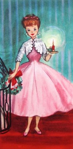 Retrophile - Vintage Christmas card
