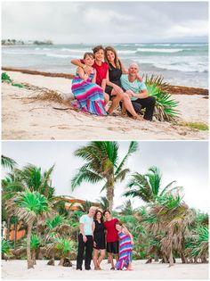 GRAND BAHIA PRINCIPE TULUM RIVIERA MAYA FAMILY SESSION | KRISTIN & JOSH | darionbalfour.com