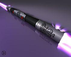 Lightsaber 5 by RKain