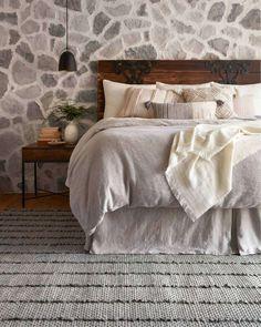 magnolia homes joanna gaines Modern Bedroom, Master Bedroom, Bedroom Decor, Bedroom Wall, Master Suite, Bedroom Ceiling, Wall Decor, Decor Room, Contemporary Bedroom