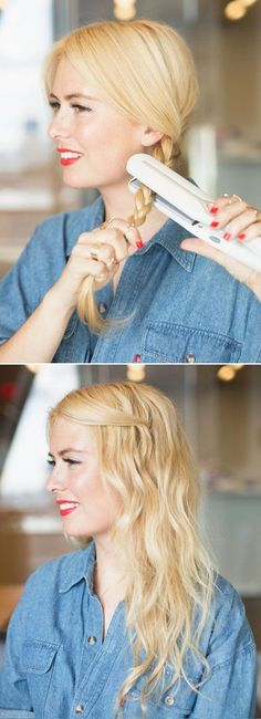 5-Minute Office-Friendly Hairstyles11