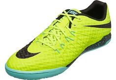 85c6cfd27 Nike HypervenomX Finale IC Indoor Soccer Shoes Volt Men s Sz 12 NNB for  sale online. Team Sports