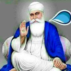 Guru Nanak Ji, Nanak Dev Ji, Beautiful Good Night Quotes, Life Is Beautiful, Shri Guru Granth Sahib, Religious Photos, Vedic Astrology, Good Morning Messages, Krishna Art