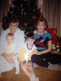 Me Mom Joey and Chad