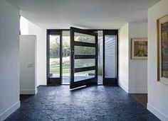 house interiors with mixed doors - Google Search