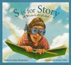S is for Story   ABC of the writing process! I MUST HAVE!! I love ABC books.
