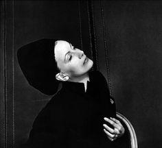 Greta Garbo, 1946, photo by Cecil Beaton