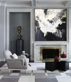 Large Painting On Canvas Oversize Painting Colorful Painting Blue Painting Red Painting Abstract Painting Original Dine Room Wall Art Black And White Painting, Blue Painting, Black And White Abstract, Hand Painting Art, Large Painting, Oil Painting Abstract, Painting Frames, Human Painting, Winter Painting