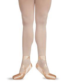 Light Pink Demi Pointe T 1116 Ballet Shoe - Women