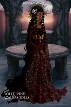 Elf Woman 2 by Larana ~ High Fantasy Dress Up