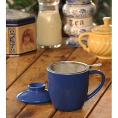 """I can't wait to get this and the little yellow tea pot in the back.  Mrs. Potts would be proud. - The commentary is from the first """"pinner"""" but Mrs. Potts would indeed be proud~~~"""