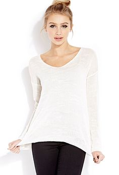 Favorite Open-Knit Sweater   FOREVER 21 - 2000063880