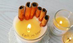 [바보사랑] 시나몬 캔들 안에 숨어있는 비밀 메세지! /캔들/초/메세지/레터링/시나몬/계피/선물/커플/연인/기념일/고백/프러포즈/Candle/lettering/Messages/Cinnamon/Gift/couple/sweetheart/Day/confession/proposal