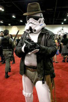 Indiana Stormtrooper