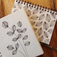 Flowers - Sketches - Fleurs - Illustration. www.francemars.com
