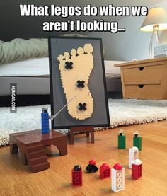 15 Hilarious Lego Memes We all Can Relate Too, And Laugh At! Funny Shit, Stupid Funny Memes, Funny Relatable Memes, Funny Stuff, 9gag Funny, Funny Friday Memes, Top Funny, Funny Pranks, Funny Texts