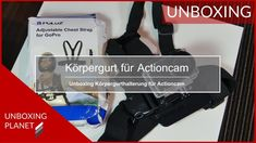 Körpergurthalterung für Actioncam von Puluz - Unboxing Planet In China, Gopro, Video News, Videos, Amazing, Video Clip