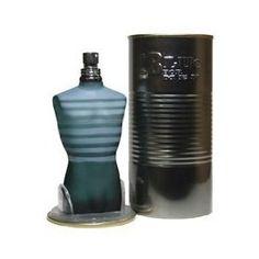 Blue for Men 4.2 Oz Eau Di Toilette Mens Perfume Impression of Le Male Jean Paul Gaultier