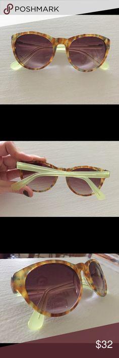 NEW Anthropologie retro sunglasses sunnies NEW + UNWORN sunglasses from Anthro!! Retail $58 Anthropologie Accessories Sunglasses