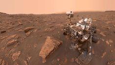 Bad Astronomy | The Curiosity rover sees Earth and Venus from Mars Sonda Curiosity, Bbc News, Jupiter Y Saturno, Nasa Curiosity Rover, Organic Molecules, Chemistry Experiments, Experiments Kids, Gas Giant, Australia