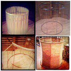 Freedom Reconstructed: Lampshade DIY