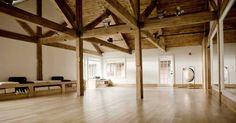 Champalimaud Spa Interiors / Charym Spa, Litchfield, CT www.charym.com