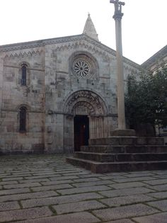 #romanic, #architecture, #A Coruña, #church