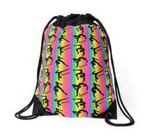 Drawstring Bag Show your love for Gymnastics with our awesome Tees and Gifts. http://www.redbubble.com/people/jlporiginals/collections/360221-gymnastics  #Gymnastics #Gymnast #WomensGymnastics #Gymnastgift