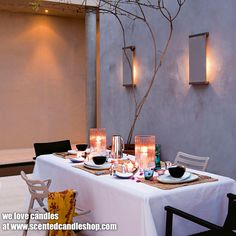 Lamps on pinterest garden candles led candles and beautiful candles