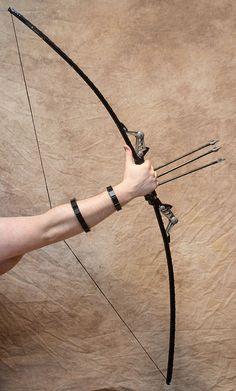The Archer by buriedbybricks, via Flickr
