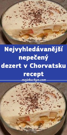 Recipies, Food And Drink, Sweets, Cooking, Cake, Ethnic Recipes, Mascarpone, Recipes, Kitchen