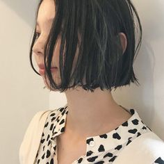 Cut My Hair, Hair Cuts, Short Curly Hair, Short Hair Styles, Hair Inspo, Hair Inspiration, Blunt Haircut, Corte Y Color, Hair Images